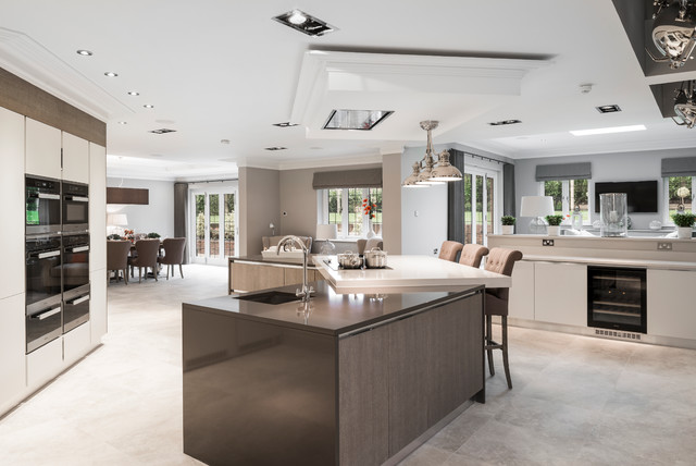 Melissa Sole Kitchen Contemporary Kitchen Berkshire By Lida Cucina