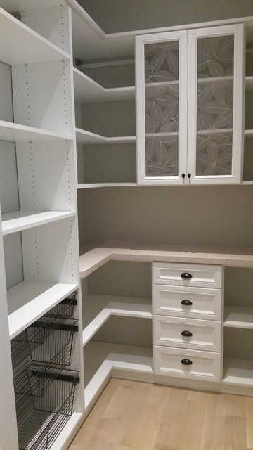 Melissa Jane Designs the Walk-in Pantry - Transitional - Kitchen - Other - by Melissa Jane ...