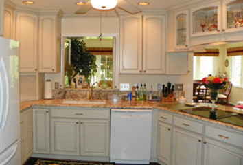 Mellott Kitchen in Sykesville, MD traditional-kitchen