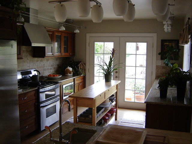 Melody Kitchen eclectic-kitchen