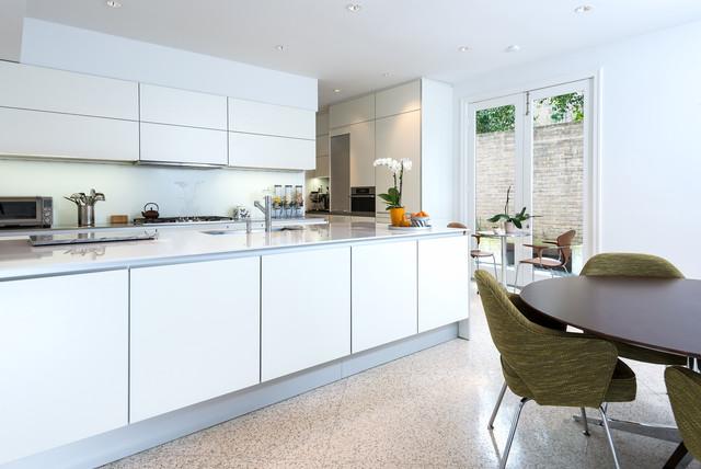 Memorial Residence - Modern - Kitchen - houston - by C O N ...