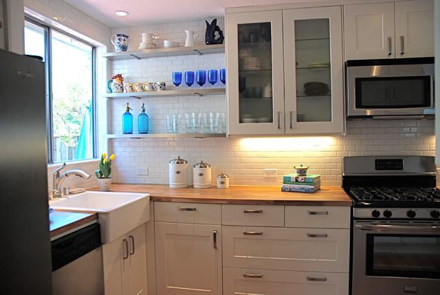 Menlo Park Kitchen & Bath Remodel traditional-kitchen