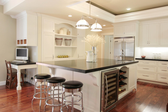 Menlo Park Ranch Addition/Remodel traditional-kitchen