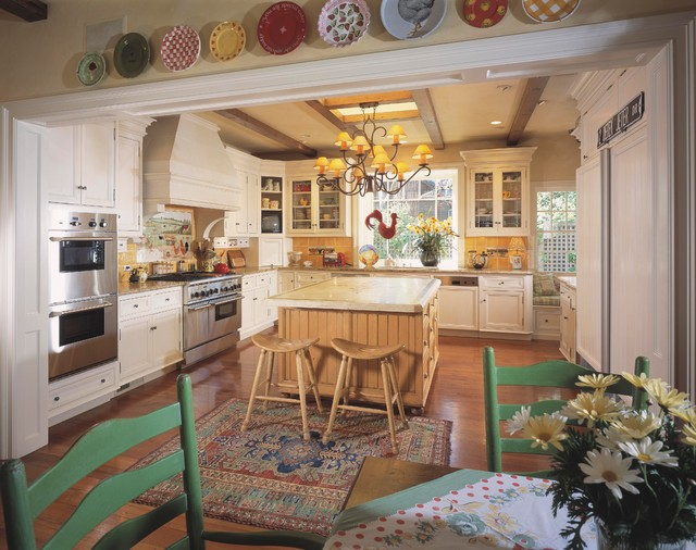 Menlo Park Residence traditional-kitchen