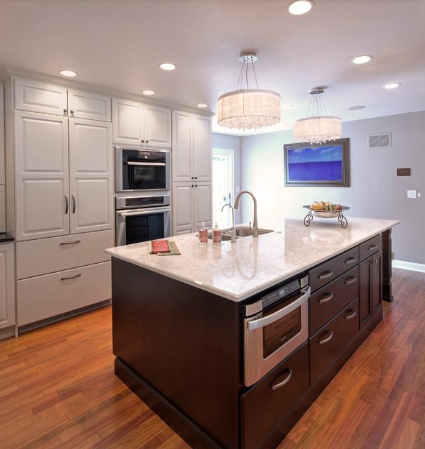 Menomonee Falls, WI Kitchen Remodel traditional-kitchen