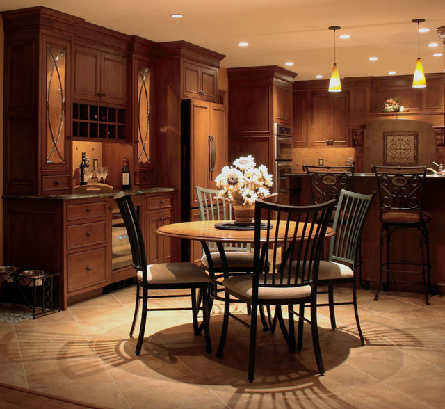 Mentor Kitchen Remodel Traditional Kitchen Cleveland By John Hall The Hall Design
