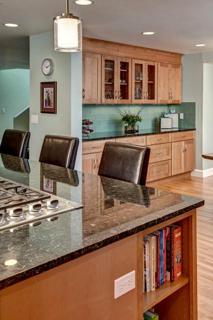 Mercer Island Kitchen Expansion contemporary-kitchen