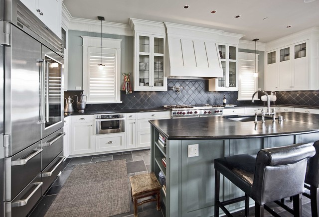 kitchens with islands photo gallery mercer island waterfront estate traditional kitchen 8793