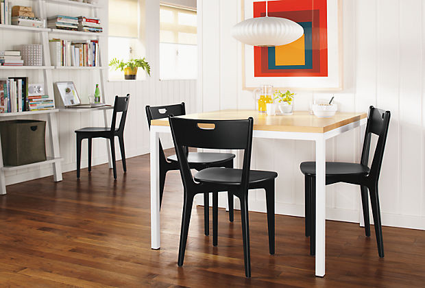 Mercer Side Chair by R&B modern-kitchen