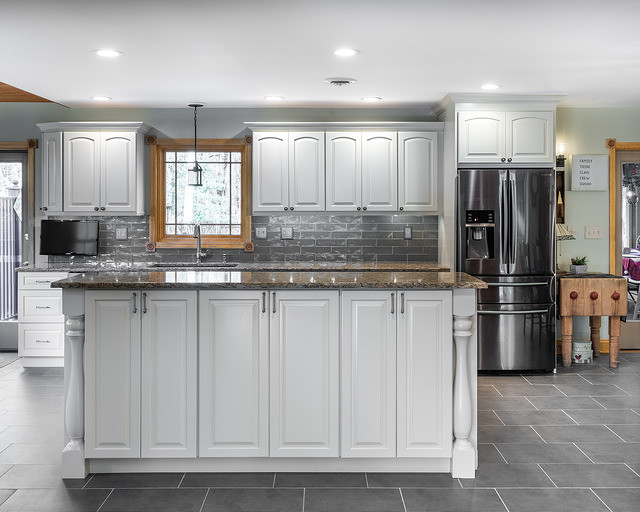 Merillat and Bertch Kitchen+ with Cambria - Kitchen - by ...