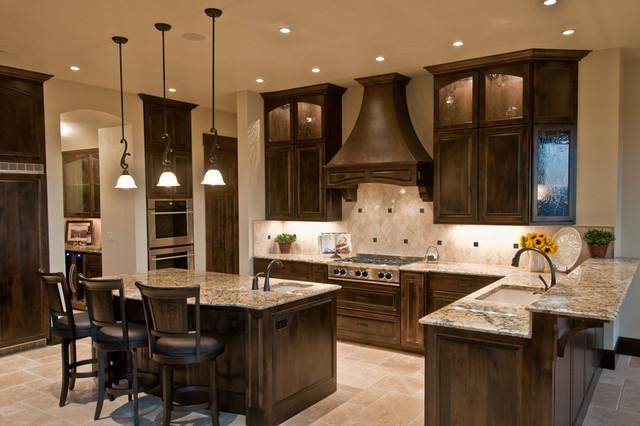 Meritage Kitchen Kitchen Portland By Dc Fine Homes Inc