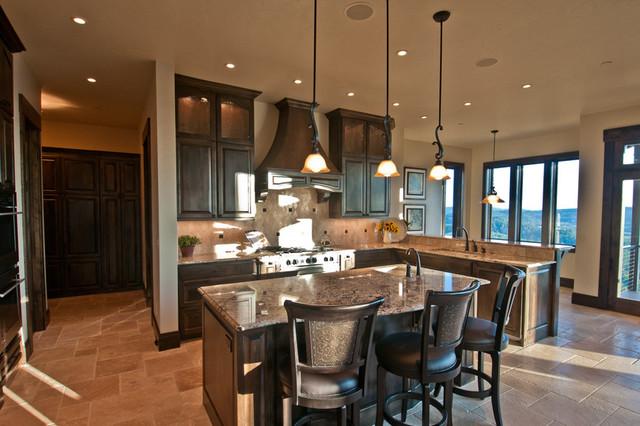 Meritage Kitchen Kitchen Portland By Dc Fine Homes