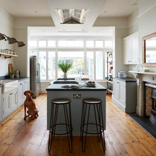 Mersea | Victorian  Industrial Kitchen