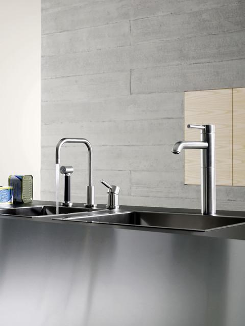 Meta.02 Kitchen By Dornbracht modern-kitchen