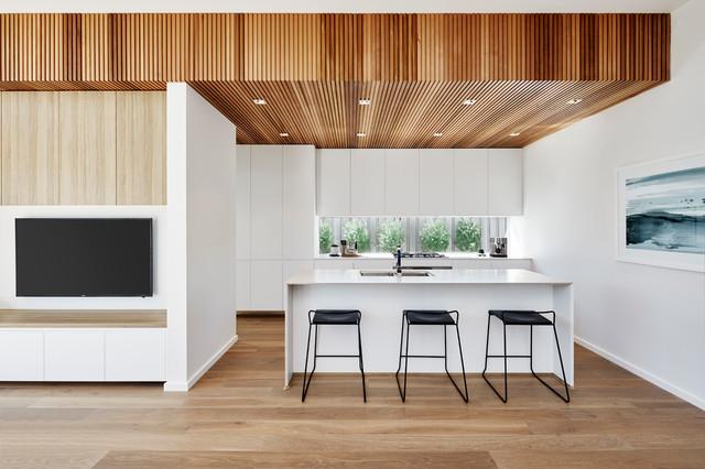 Metford - Modern - Kitchen - Canberra - Queanbeyan - by polytec