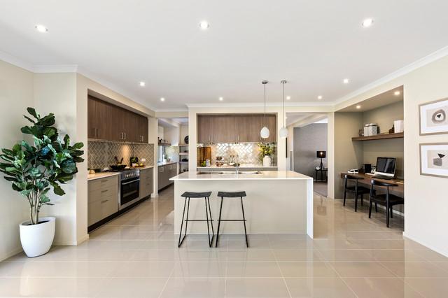 Metricon Contemporary Kitchen Melbourne