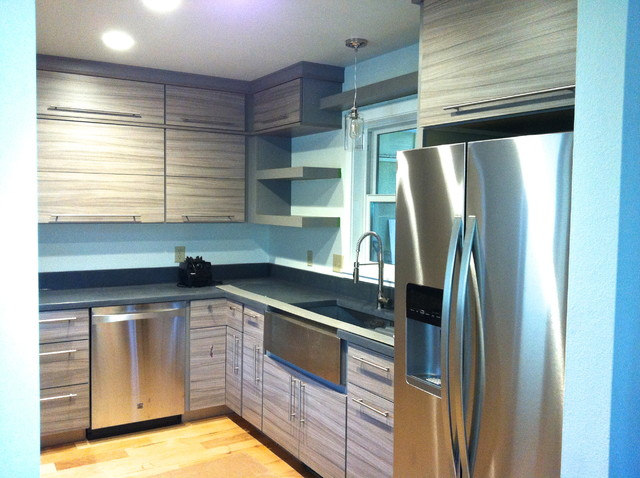 Metro Remodel Contemporary Kitchen Other By Beyond