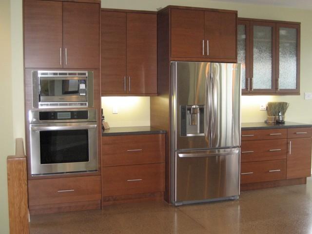 Metropolitan Style contemporary-kitchen