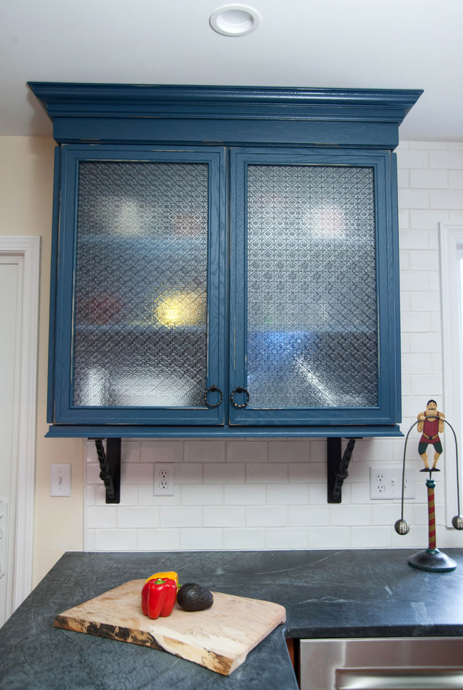 Mexican Flare Kitchen - Rustic - Kitchen - New York - by ...