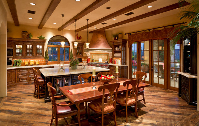 Mexican Home Project Southwestern Kitchen Phoenix