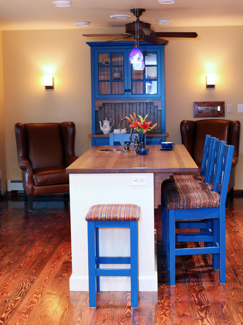 Mexican style inspired kitchen - Traditional - Kitchen ...