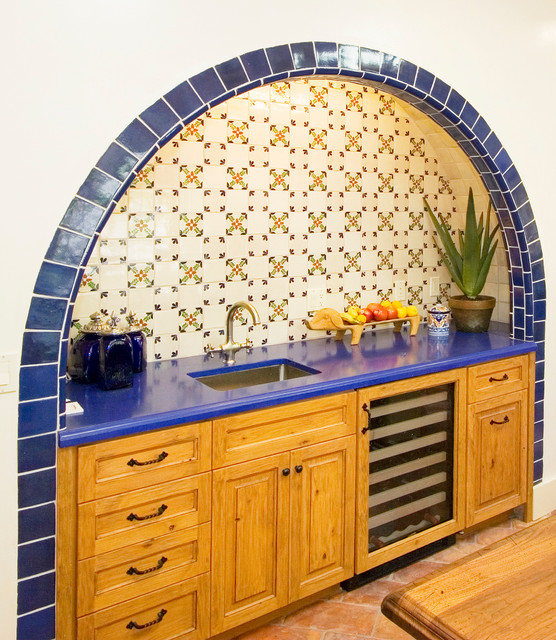 Mexican Themed Kitchen Eclectic Kitchen Other By