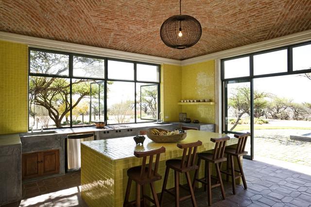 Mediterranean Kitchen By DHD Architecture And Interior Design