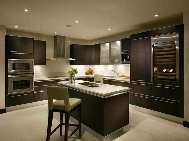 Miami Beach   Miami By PepeCalderinDesign   Interior Designers Miami    Modern Modern Kitchen
