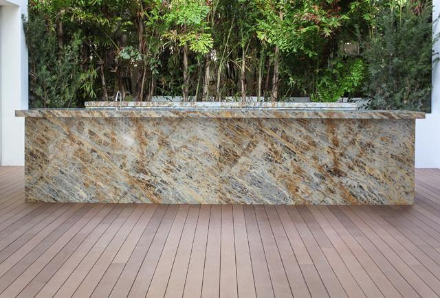 Miami beach modern private residence modern kitchen miami by