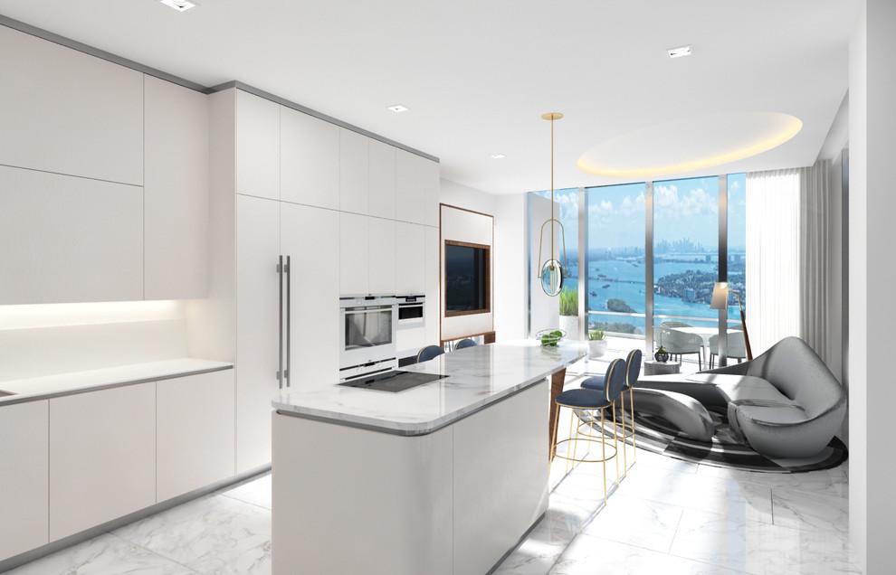 MIAMI JADE SIGNATURE - Modern - Kitchen - Miami - by ...
