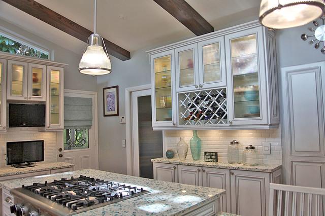 Miami Kitchen Reno Modern