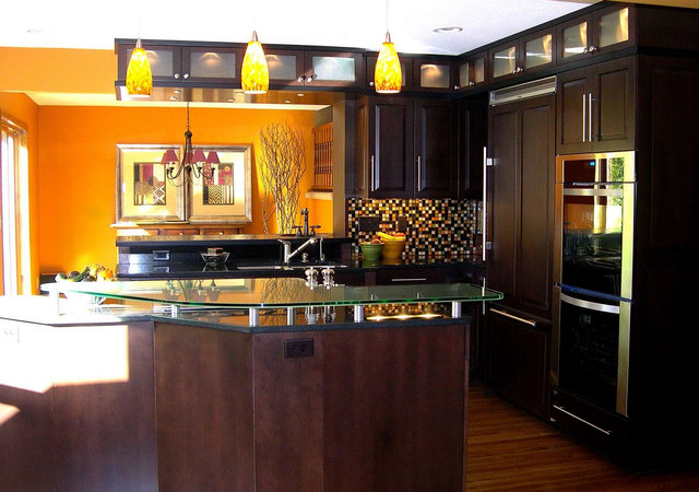 Michael J. Palkowitsch Design contemporary-kitchen