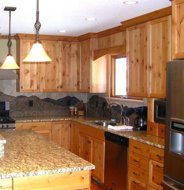 Michael J. Palkowitsch Design traditional-kitchen