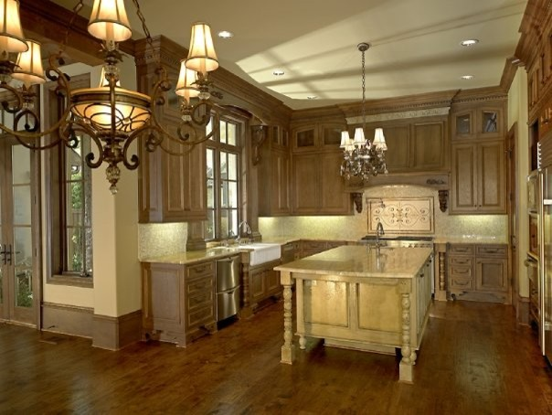 Design Group Traditionalkitchen Luxury To Decorating Luxury Homes Interior  Kitchen . Part 37