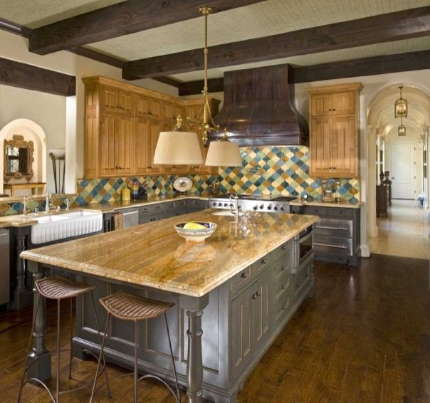 Interior Design Traditional Kitchen: MICHAEL MOLTHAN LUXURY HOMES INTERIOR DESIGN GROUP