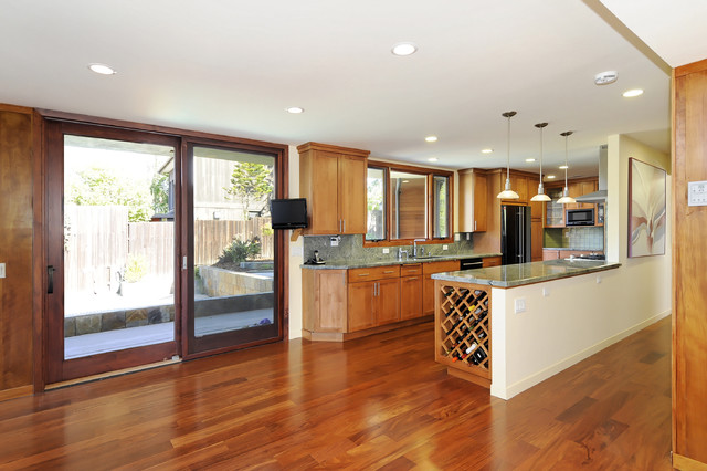Michelow Residence traditional-kitchen