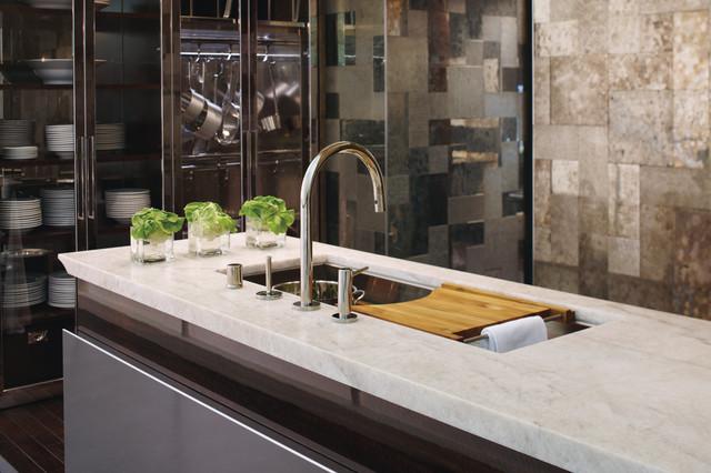 Mick De Giulio Kitchen Design Klassisch Kuche Milwaukee Von Kallista Plumbing Houzz