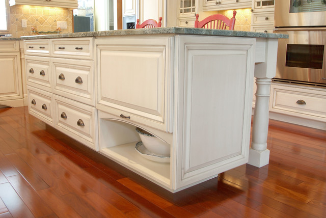 Microwave Cabinet (Concealed)