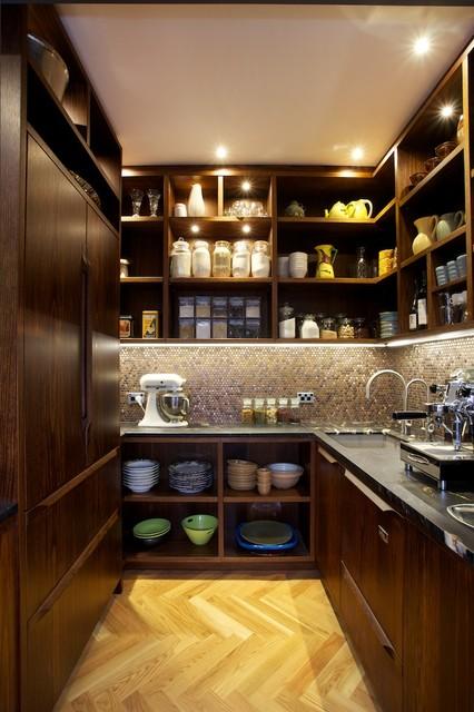 Mid Century Kitchen Contemporary Kitchen Auckland By Du Bois Design Ltd