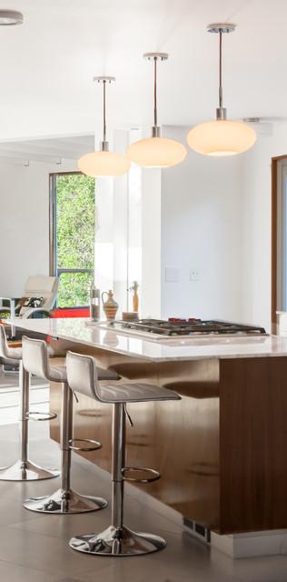 Mid Century Kitchen Island Midcentury