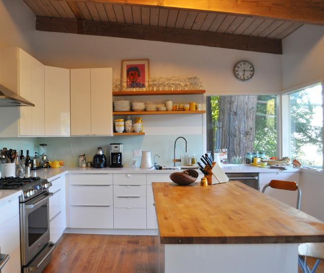 Mid Century Kitchen Cabinets: Mid-century Kitchen Update