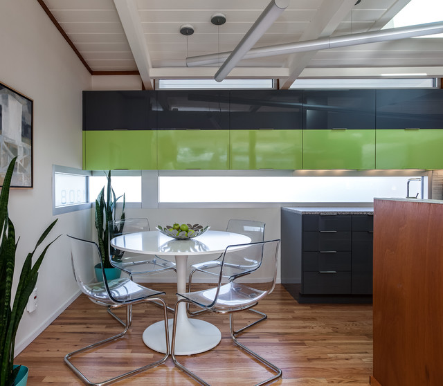 Mid Century Kitchen Updated To Modern In This Remodel In