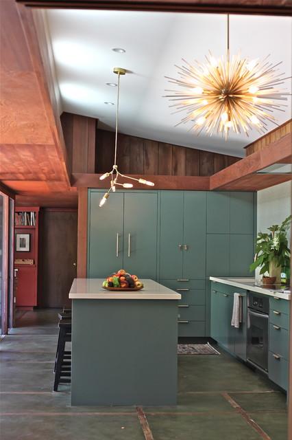Grüne Küchen grüne küchen gestalten 11 ideen