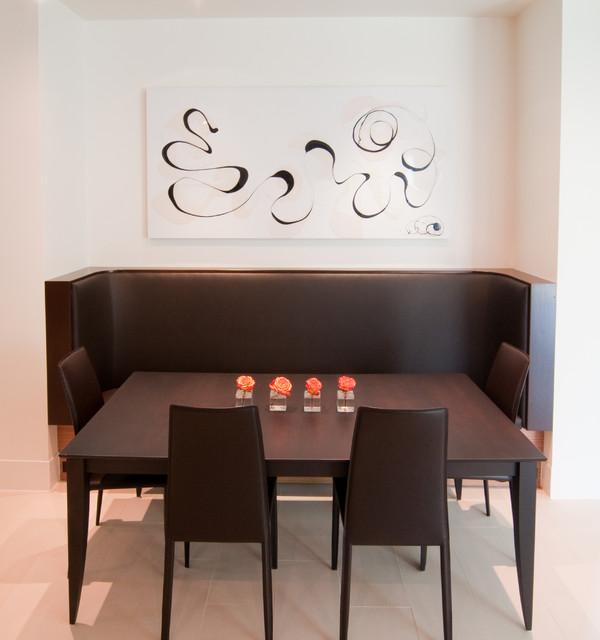 Mid Century Modern Home Houston Interior Design Contemporary Kitchen Houston By