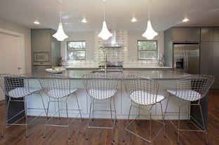 mid century modern kitchen white. Mid-Century Modern In White Rock Modern-kitchen Mid Century Kitchen I