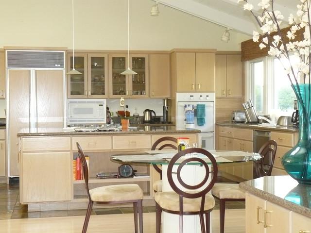 Mid-Century Modern-ized midcentury-kitchen