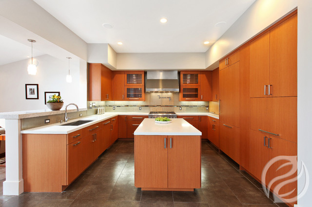 Mid Century Modern Kitchen Midcentury Kitchen