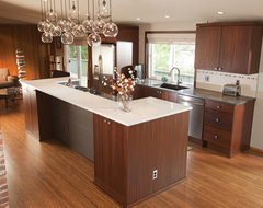 mid-century modern kitchen midcentury-kitchen