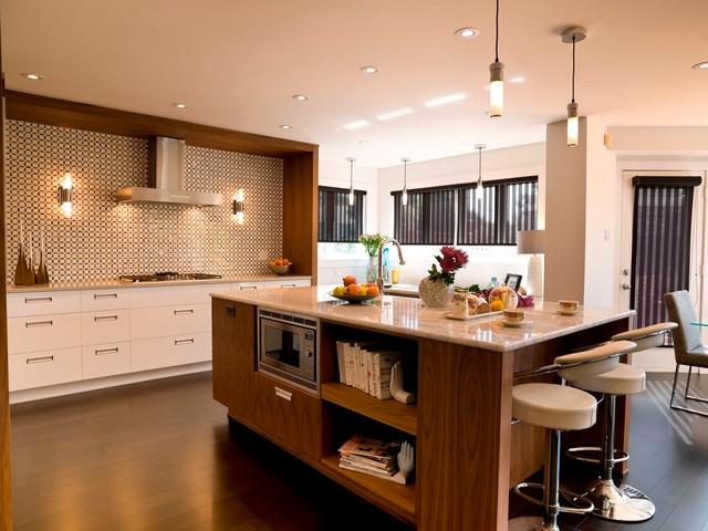 Mid Century Modern Kitchen Renovation Contemporary