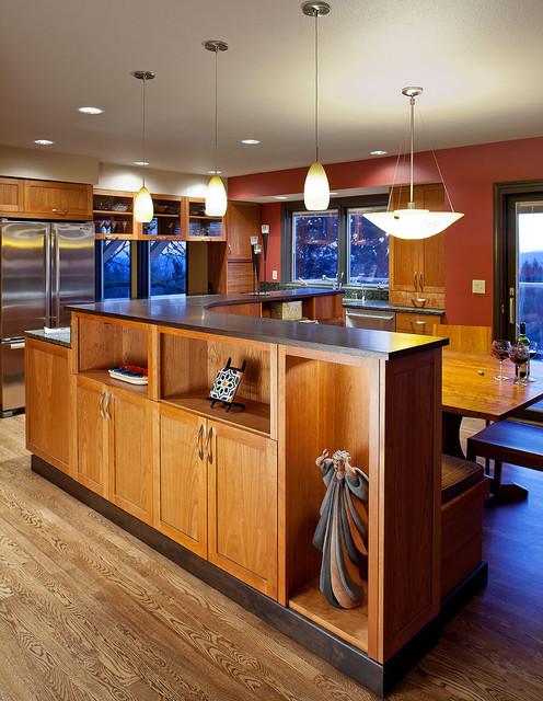 Mid-Century Modern Kitchen modern-kitchen